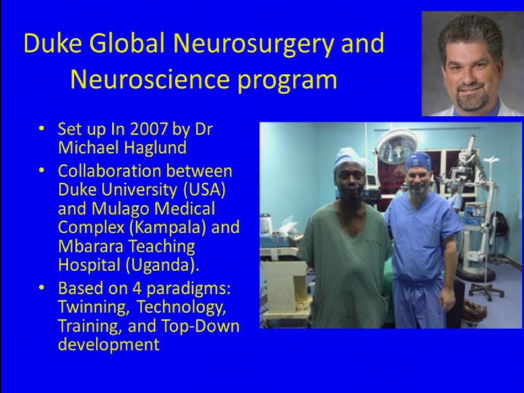 XVI World Congress of Neurosurgery